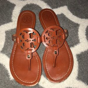 Tory Burch brown sandals size 7